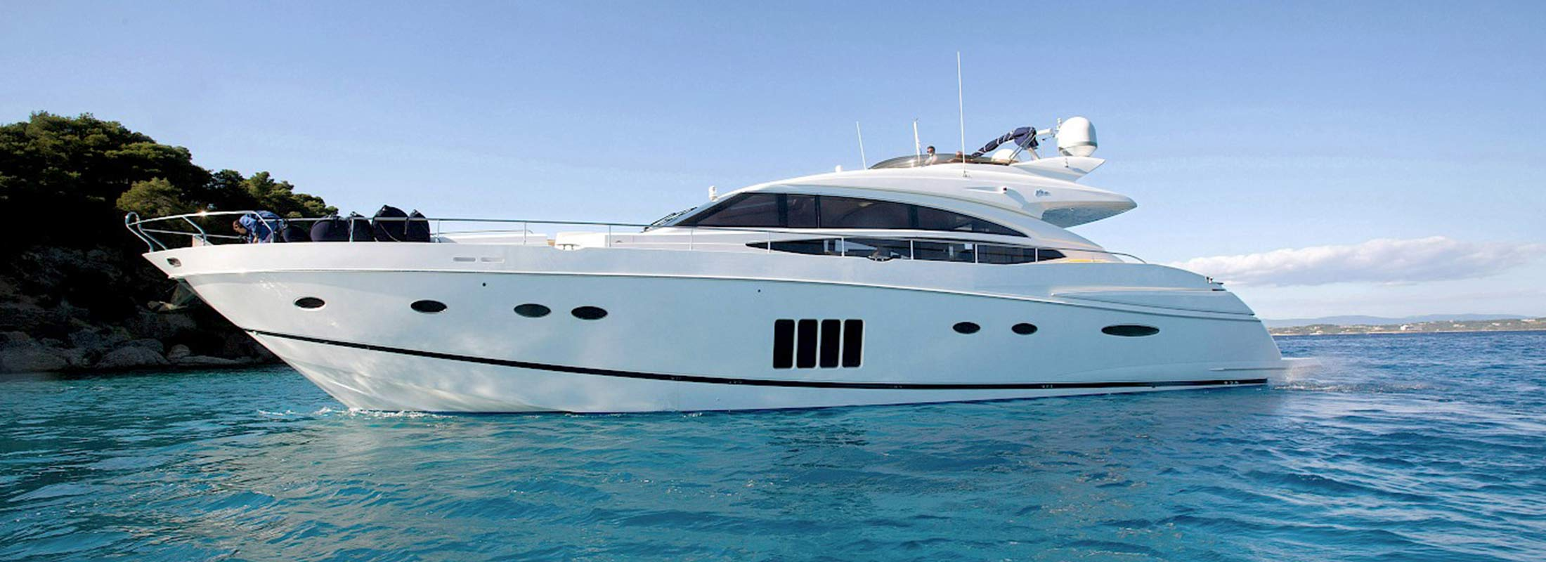 Catherine Yacht Charter Details | Abberley Luxury Yachts