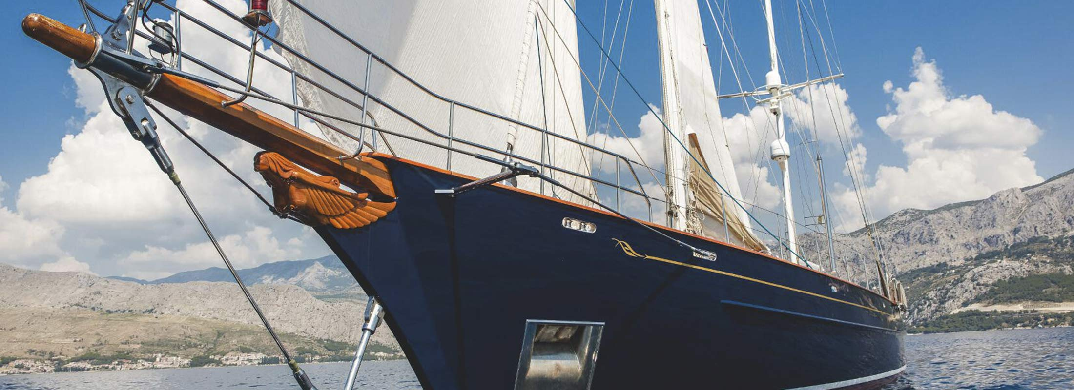 Lauran Sailing Yacht for Charter Mediterranean slider 2