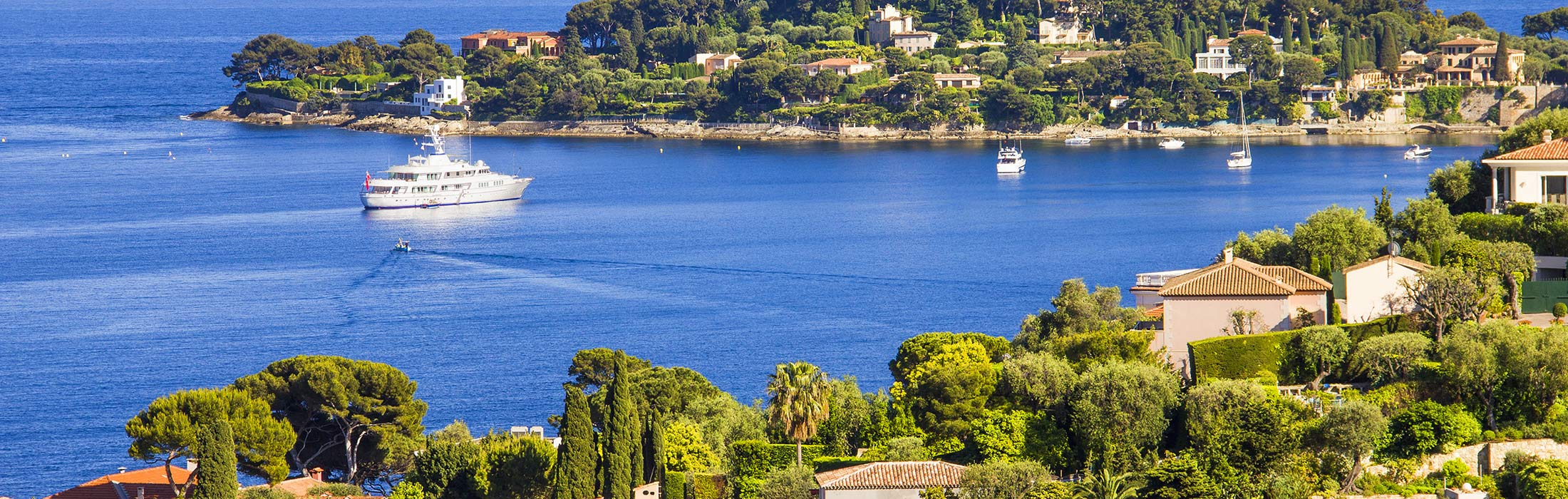 top yacht charter destinations mediterranean french riviera south of france main slider 2