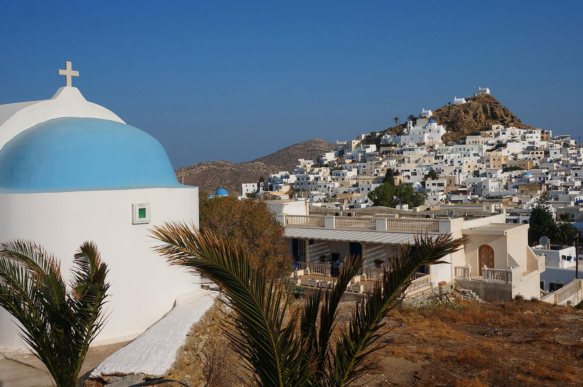 top yacht charter destinations mediterranean greece cyclades ios gallery 1
