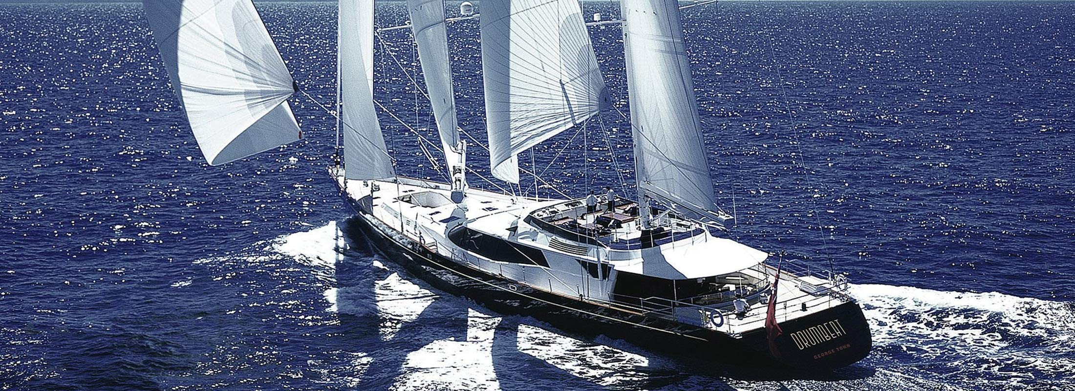 Drumbeat Sailing Yacht for Charter Norway Arctic slider 2