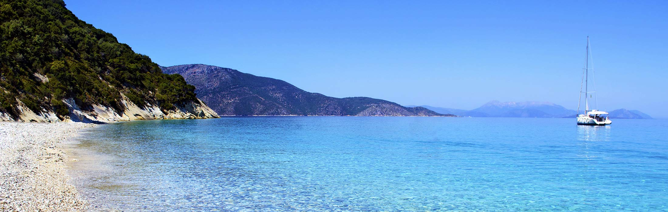 top yacht charter destinations mediterranean greece ionian islands ithaki main slider 1