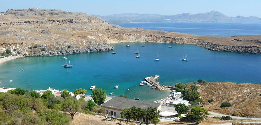 top yacht charter destinations mediterranean greece dodecanese north aegean islands tilos preview