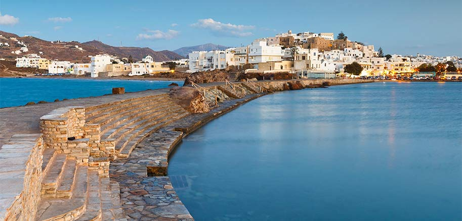 top yacht charter destinations mediterranean greece cyclades naxos preview