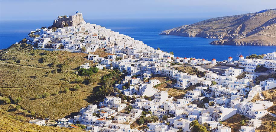 top yacht charter destinations mediterranean greece cyclades astypalea preview