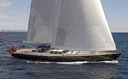 charter a sailing or motor luxury yacht margaret ann thumbnail