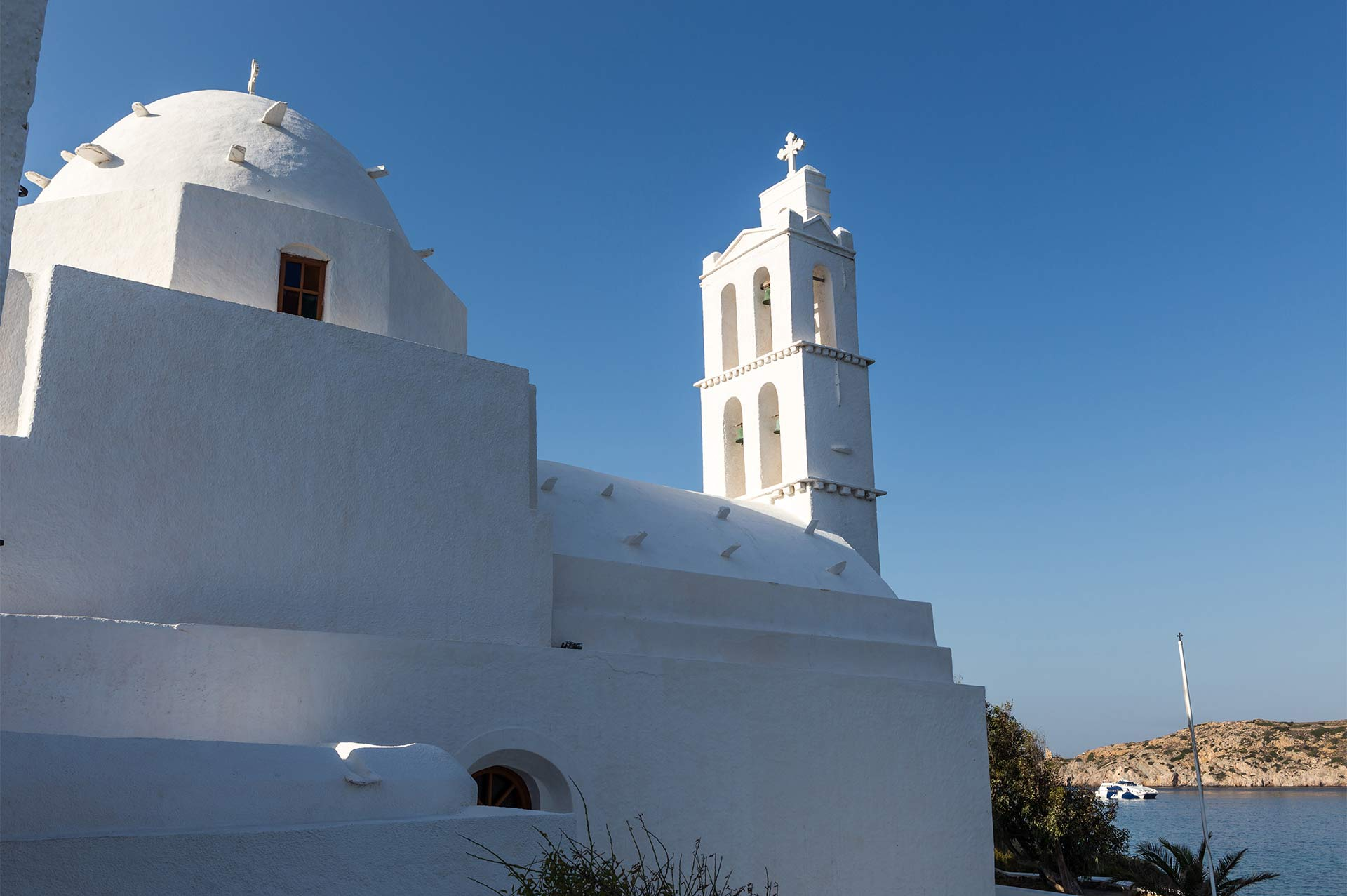 top yacht charter destinations mediterranean greece cyclades ios gallery 4