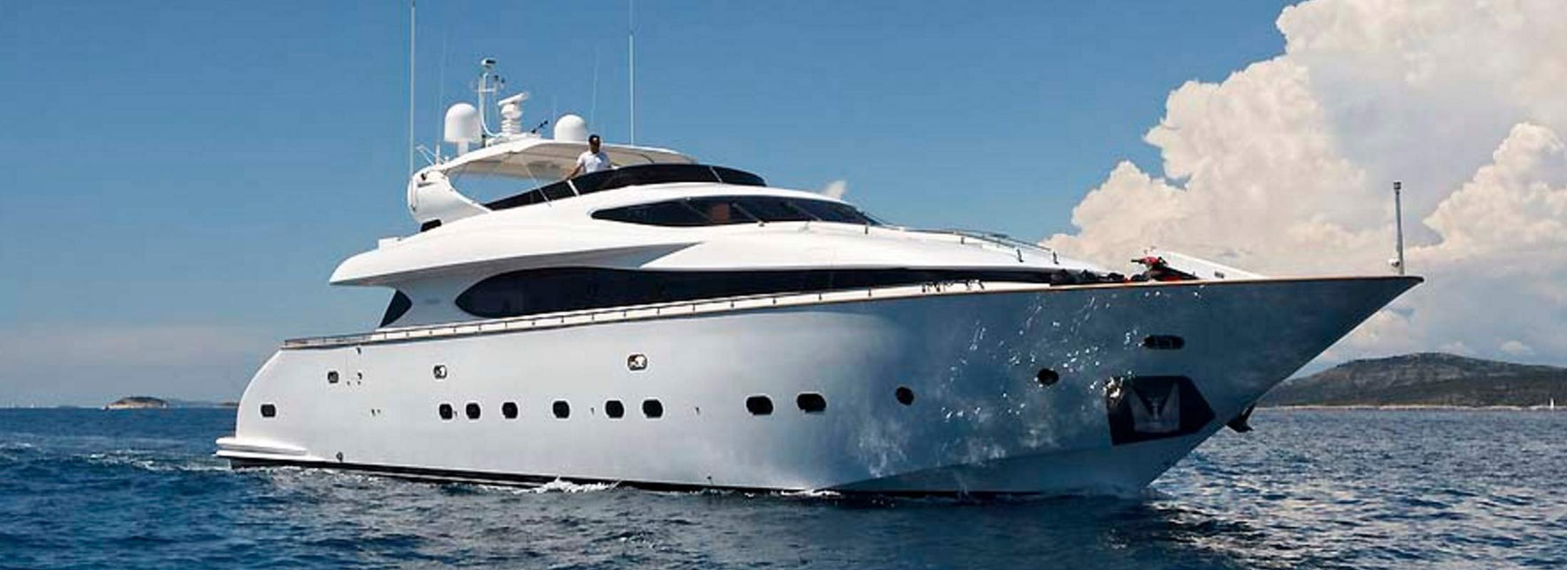 Adriatic Blues Motor Yacht for Charter Mediterranean slider 1
