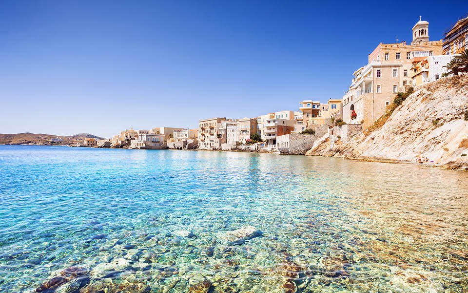 Syros Yacht Charter Hotspot Cyclades Greece