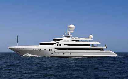 charter a sailing or motor luxury yacht double down thumbnail