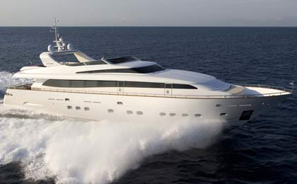 charter a sailing or motor luxury yacht overside II thumbnail