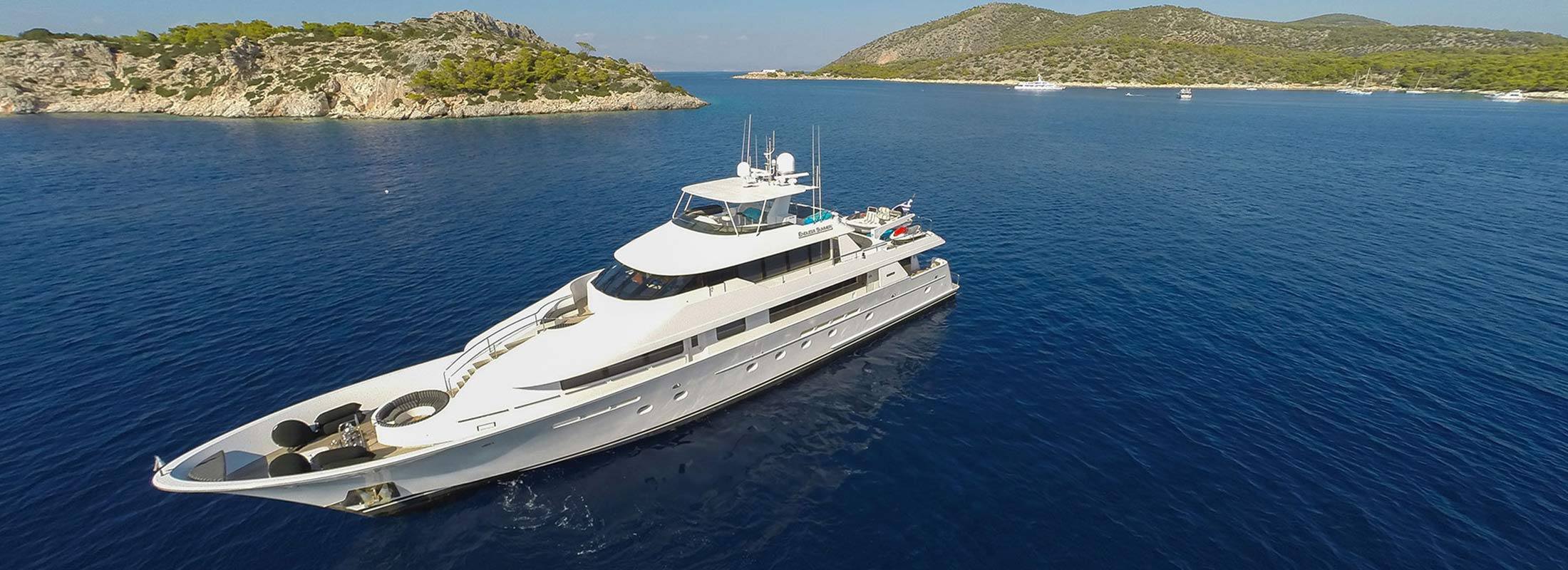 Endless Summer Motor Yacht for Charter Mediterranean slider 2