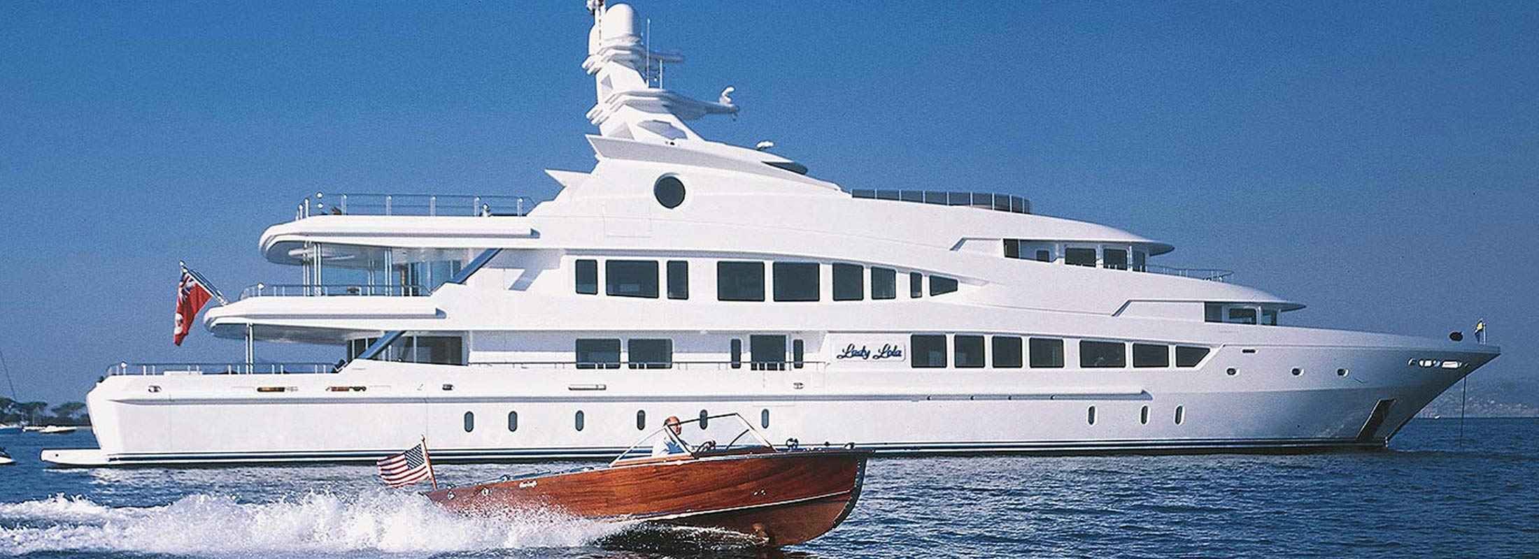 Lucky Lady luxury yacht charter Motor Yacht for Charter Caribbean Sea slider 2