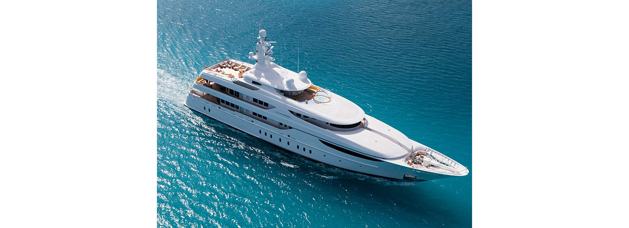Oasis Yacht Charter Details   Abberley Luxury Yachts