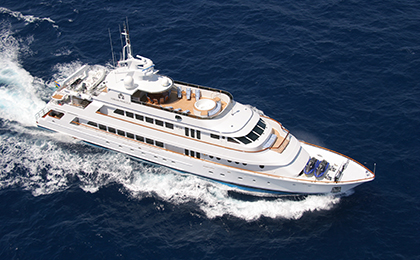 charter a sailing or motor luxury yacht ionian princess thumbnail