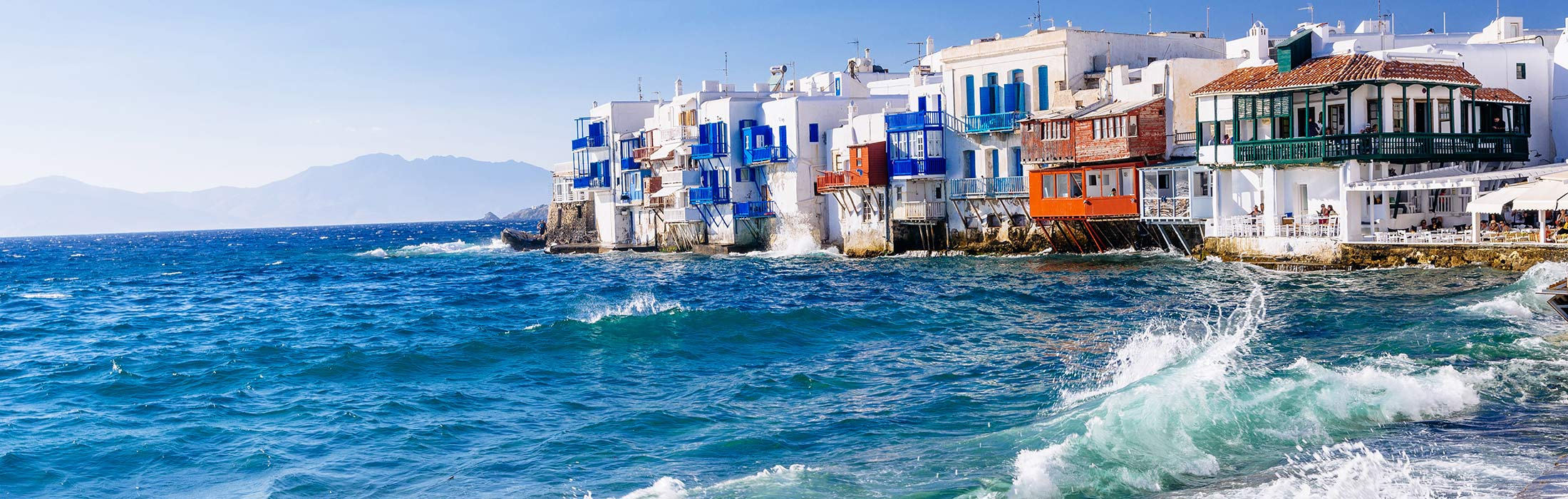 top yacht charter destinations mediterranean greece cyclades mykonos main slider 2