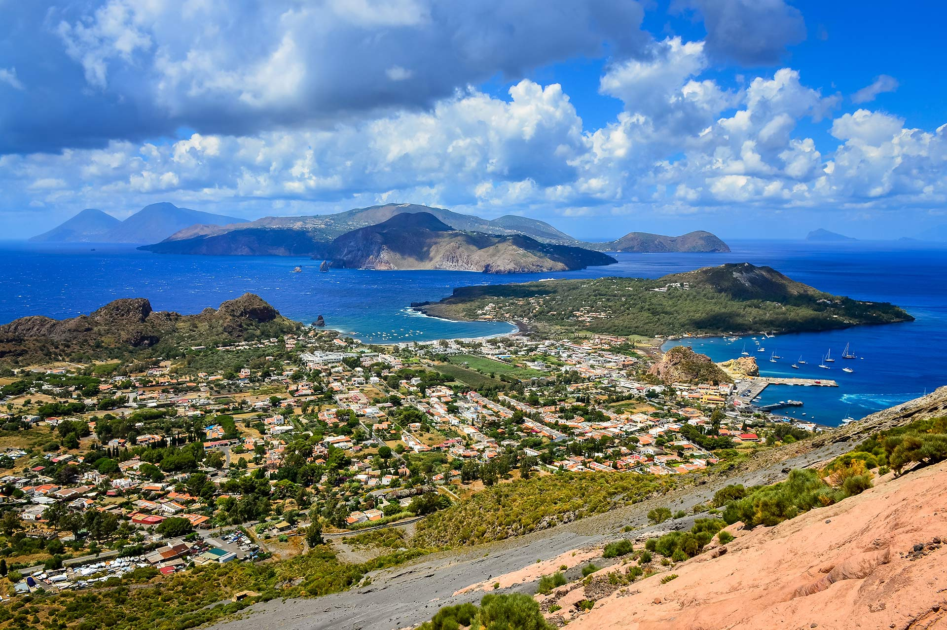 top yacht charter destinations mediterranean sicily and lipari islands lipari and the other aeolian islands gallery 3
