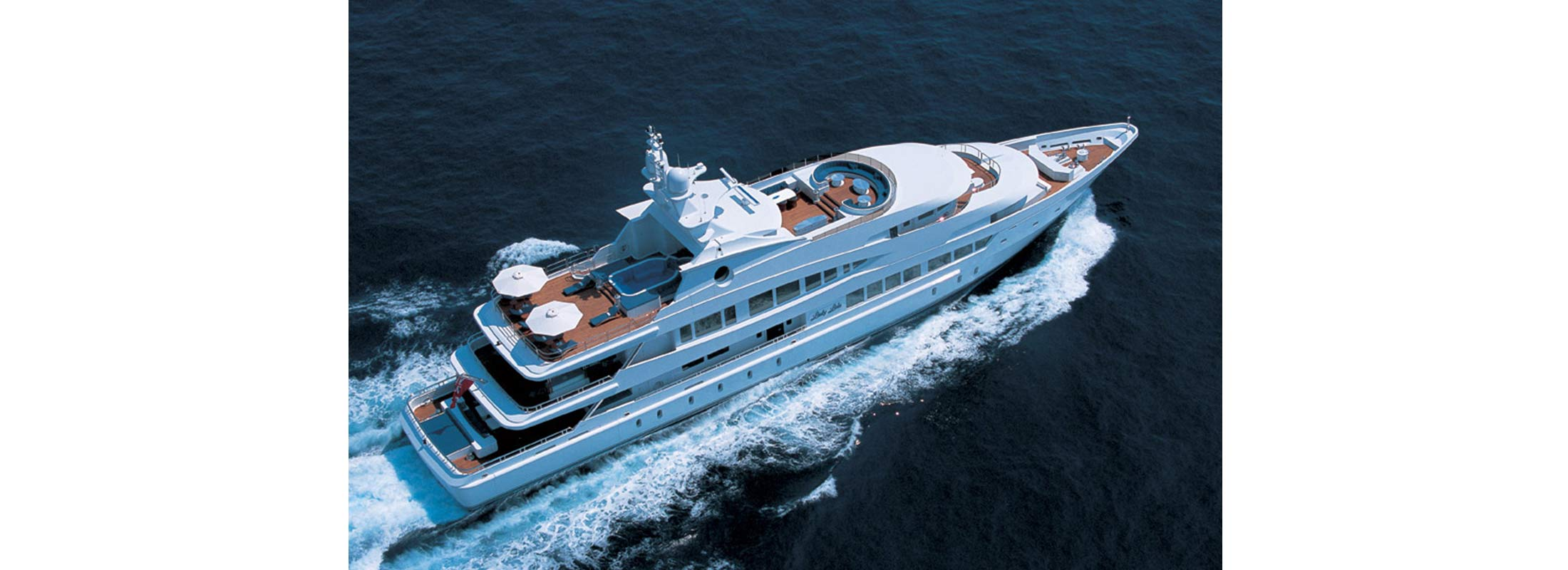 Lucky Lady luxury yacht charter Motor Yacht for Charter Caribbean Sea gallery 1