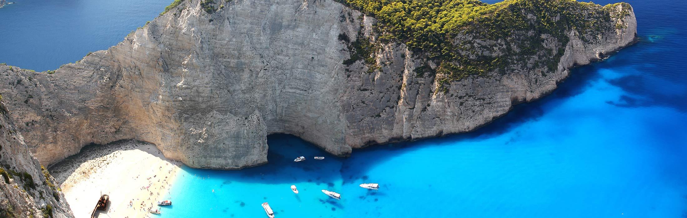 top yacht charter destinations mediterranean greece ionian islands zakynthos main slider 1